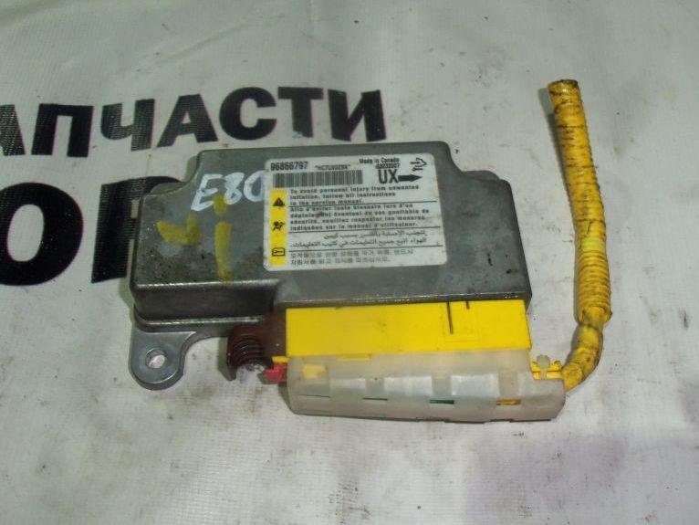 Блок управления Airbag Daewoo Winstorm KLAC 96866797 контрактная