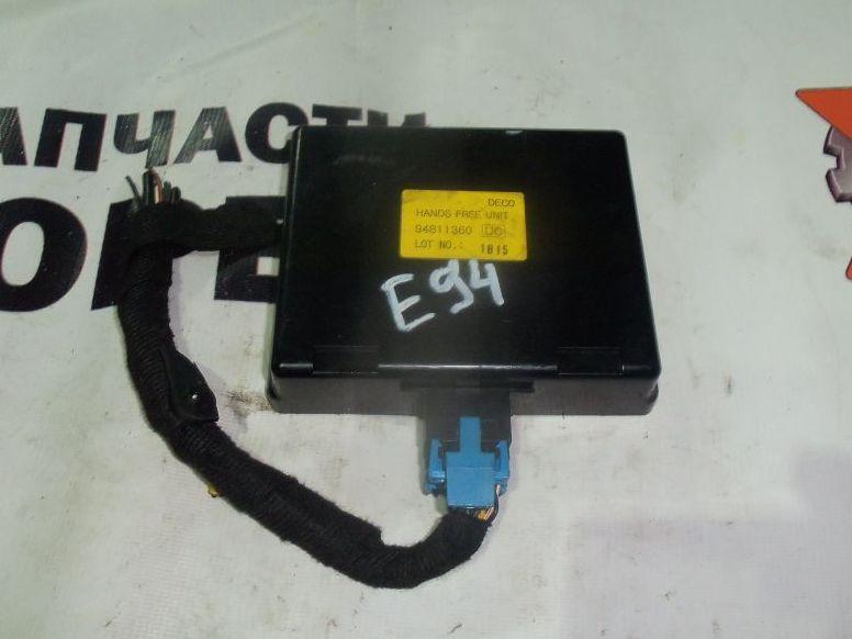 Блок управления Chevrolet Cruze 2010 J300 94811360 контрактная
