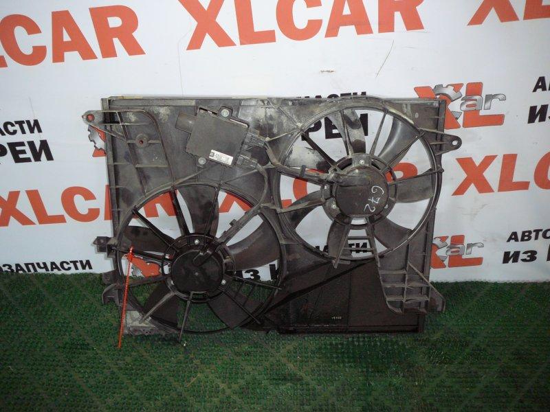 Вентилятор охлаждения радиатора Daewoo Winstorm KLAC LE5 20951822 контрактная