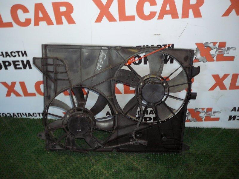 Вентилятор охлаждения радиатора Daewoo Winstorm KLAC Z24SED 20777051 контрактная
