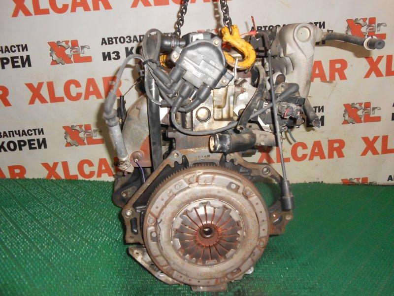 Двигатель Leganza V100 C20NED