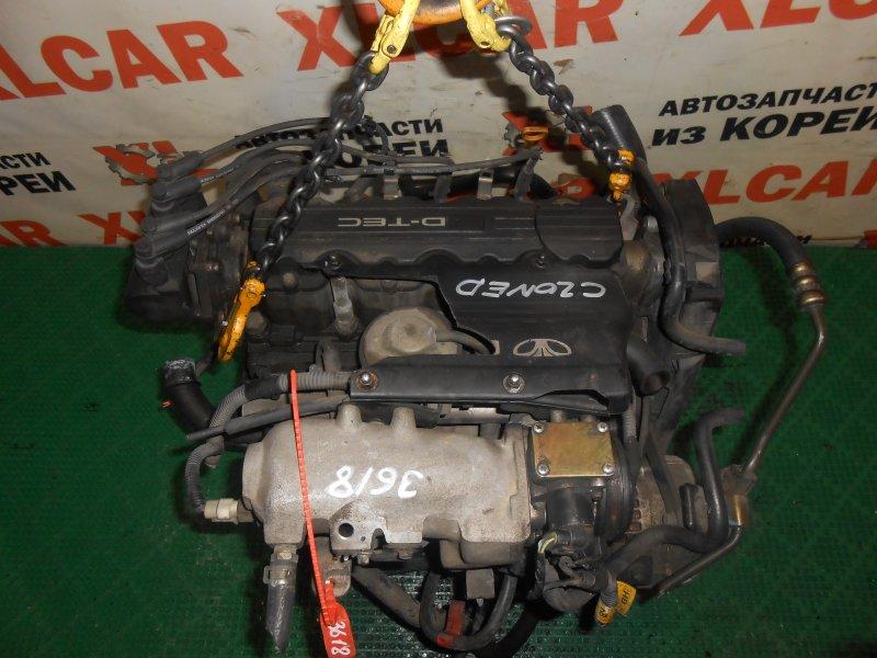 Двигатель Daewoo Leganza V100 C20NED контрактная