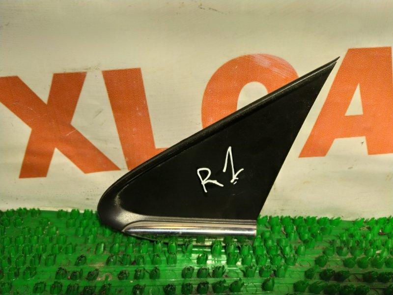Накладка на крыло задняя правая Opel Mokka D51 A14NET 95469779 контрактная