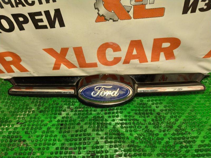 Решетка радиатора Ford Focus BK XQDA BM518200 контрактная