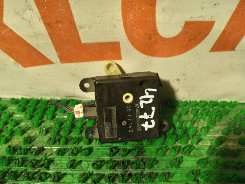Мотор заслонки печки SsangYong Rexton GAB Б/У