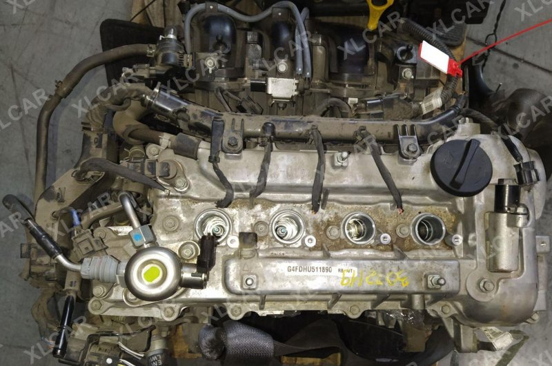 Двигатель Hyundai Accent RB G4FD контрактная