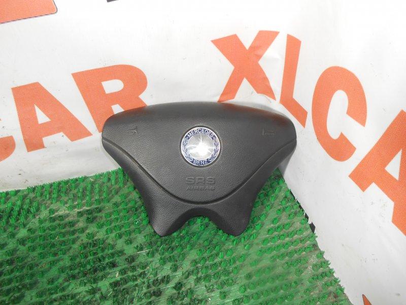 Подушка безопасности водителя Mercedes-Benz SLK-class R170 M111 контрактная
