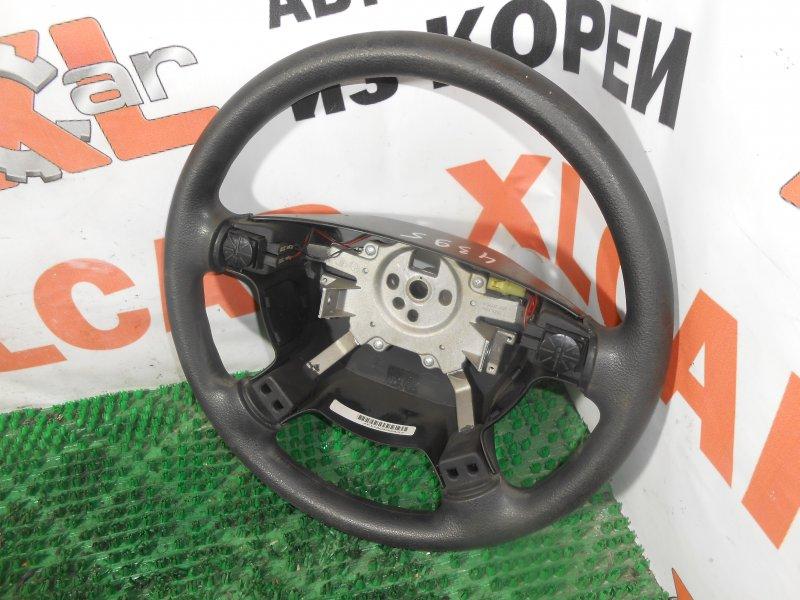 Руль Chevrolet Aveo T200 96535350 контрактная