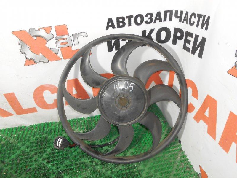 Вентилятор охлаждения радиатора Ford Focus BK 3136613380 контрактная