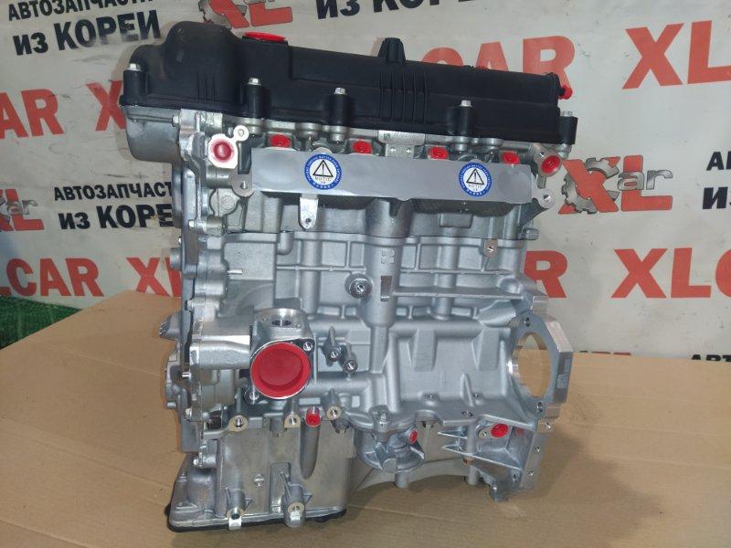 Двигатель Hyundai Solaris HCR G4FG Z7941-2BZ00 новая