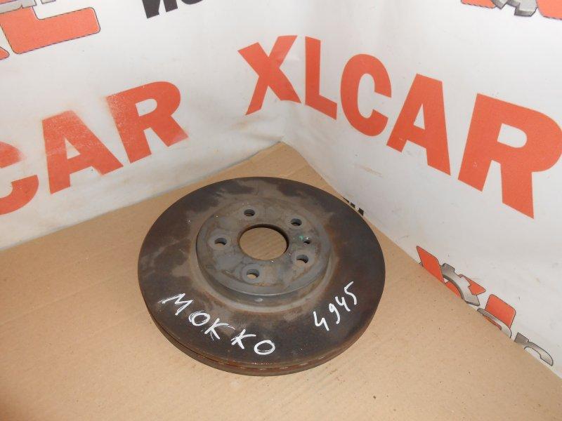 Тормозной диск передний Opel Mokka D51 A14NET новая
