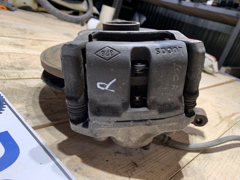 Суппорт передний правый Logan 2013 LS0G/LS12 K7J