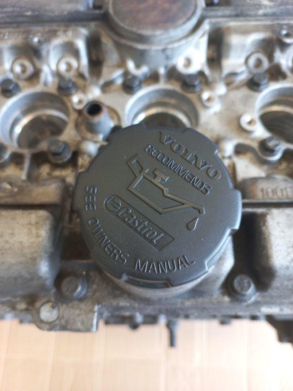 Двигатель S60 2006 B5204T5