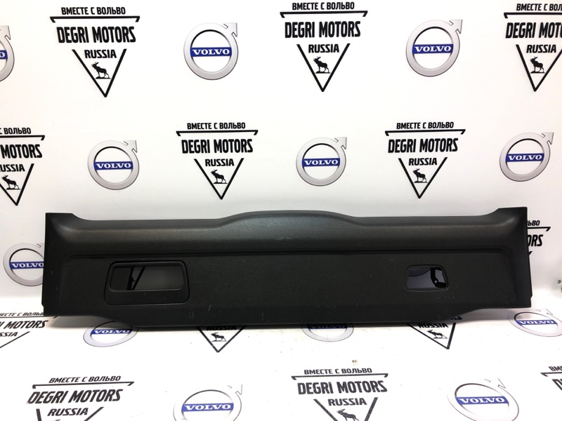 Обшивка багажника Volvo XC90 2007 D5244T4 39875047 контрактная