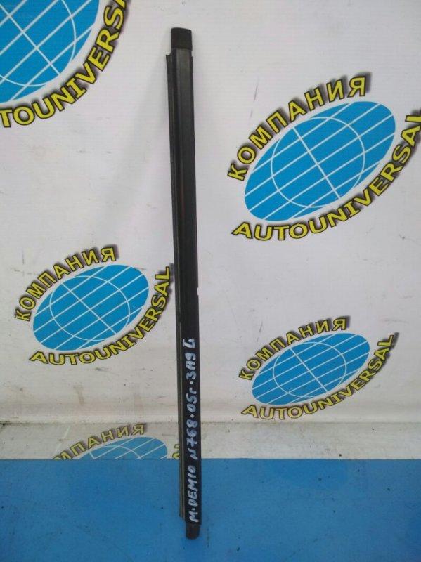 Молдинг двери средний задний левый Mazda Demio 2005 DY3W ZJVE контрактная