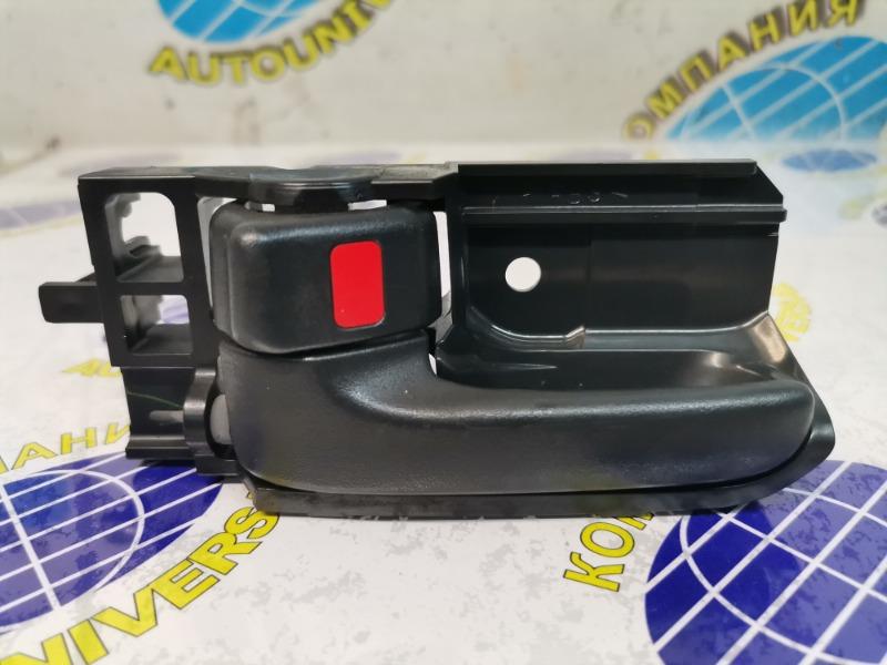 Ручка двери внутренняя задняя левая Daihatsu Boon 2005 M301S K3VE контрактная