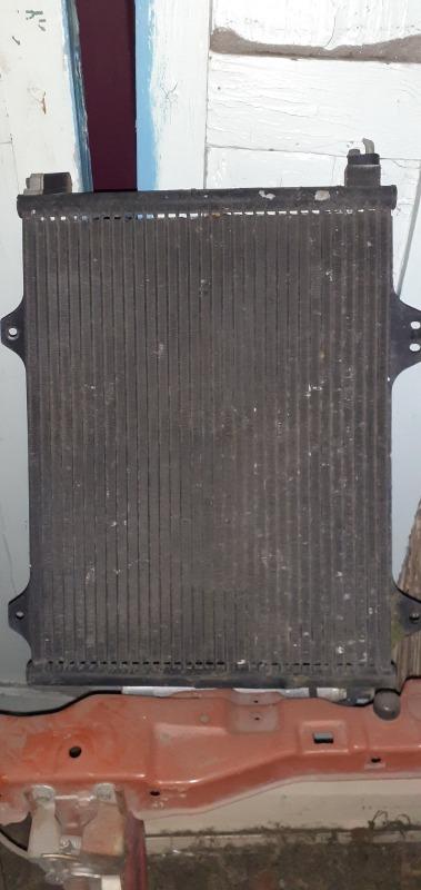 Радиатор кондиционера Chevrolet Cruze 2005 NR51S М13А контрактная