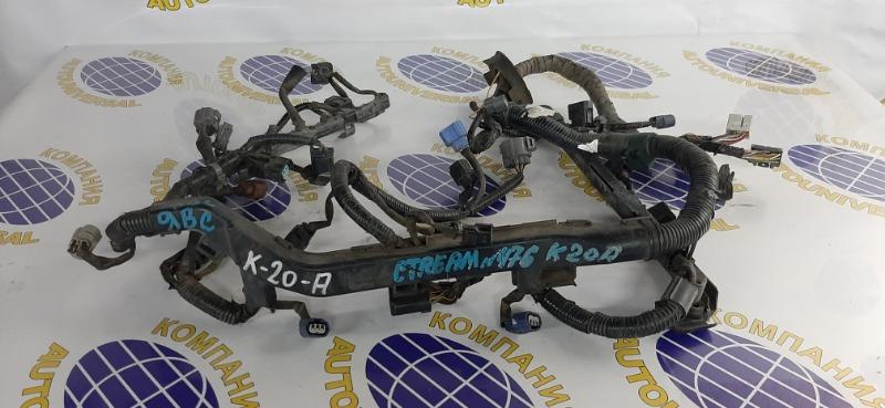 Проводка ДВС Honda Stream 2001 RN3 K20A контрактная