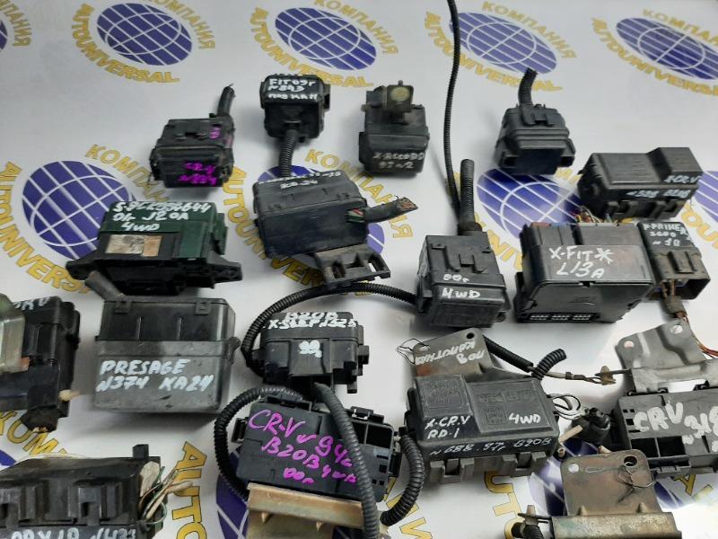 Блок предохранителей Nissan AD 2002 VHNY11 QG18DE контрактная