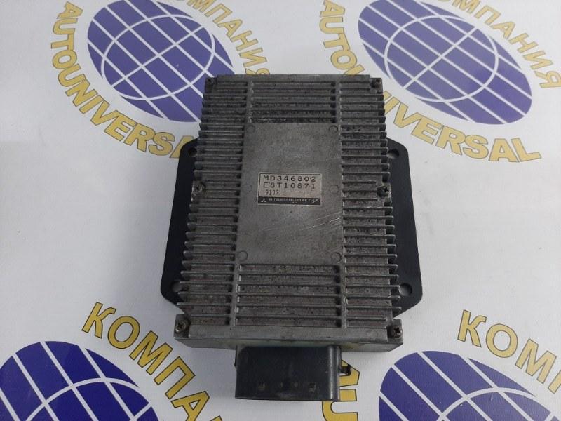 Блок управления ТНВД Mitsubishi Pajero 1999 V45W 6G74 MD346802 контрактная
