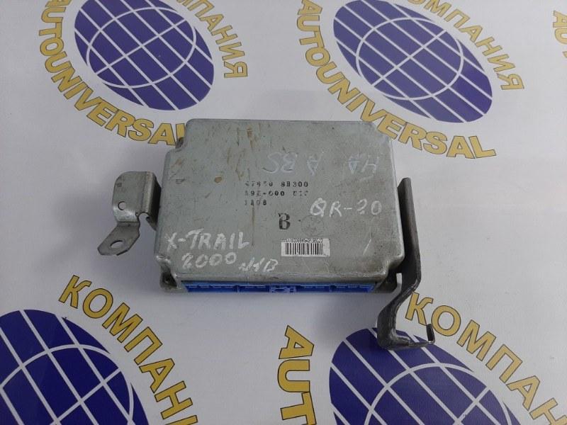 Блок управления abs Nissan X-Trail 2001 NT30 QR20DE 47850 8H300 контрактная