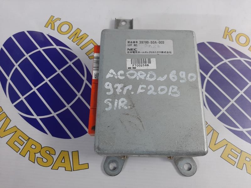 Блок управления abs Honda Accord 1997 CF4 F20B VTEC 39780-S0A-003 контрактная