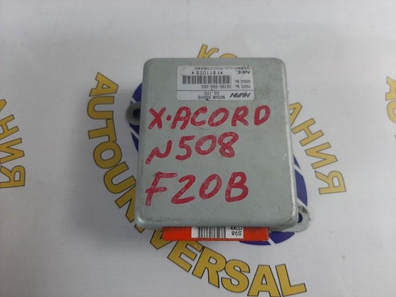 Блок управления abs Honda Accord 1997 CF4 F20B VTEC 39790-S0A-003 контрактная