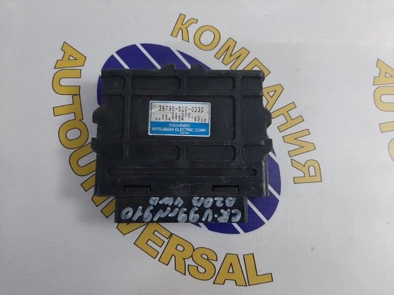 Блок управления abs Honda CR-V 1999 RD1 B20B 39790-S10-0330 контрактная