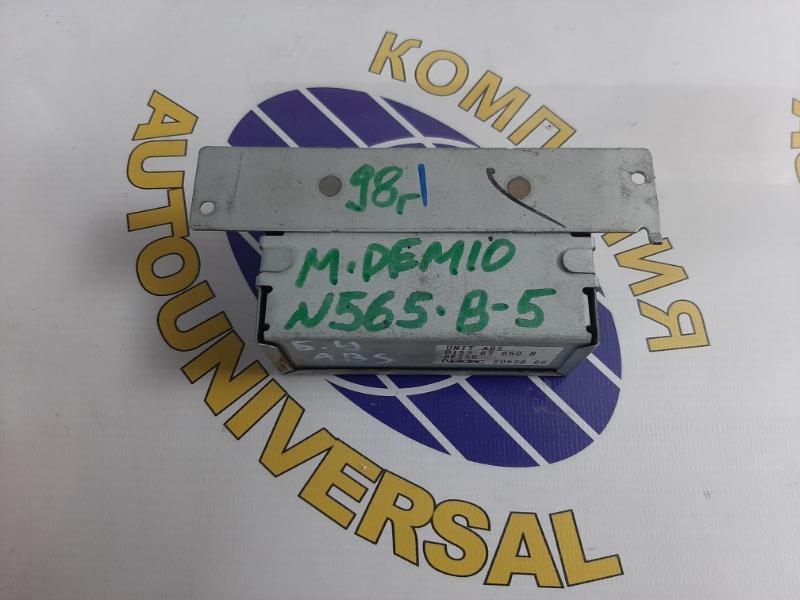Блок управления abs Mazda Demio 1998 DW5W B5ME контрактная