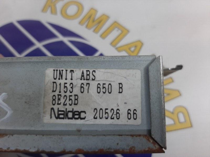 Блок управления abs Demio 1998 DW5W B5ME