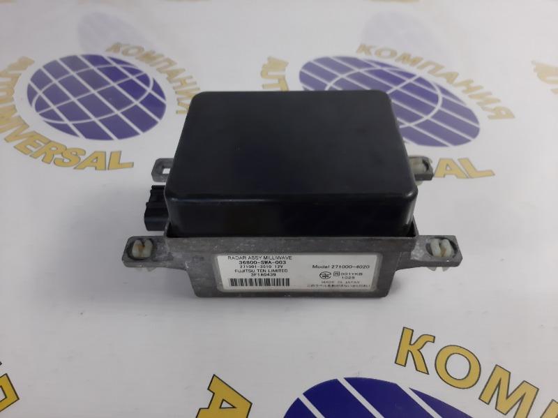 Блок управления Honda CR-V 2007 RE4 K24A 36800-SWA-003 контрактная