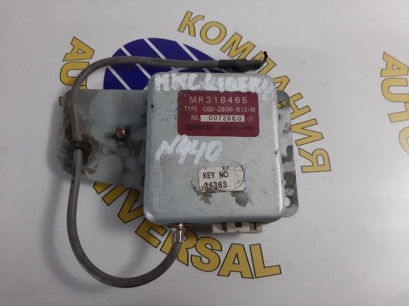 Блок управления Mitsubishi Libero 2000 CB4W 4G92 MR318465 контрактная