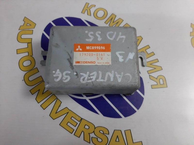 Блок управления Mitsubishi Canter 1996 FE50EB 4D35 MC899596 контрактная