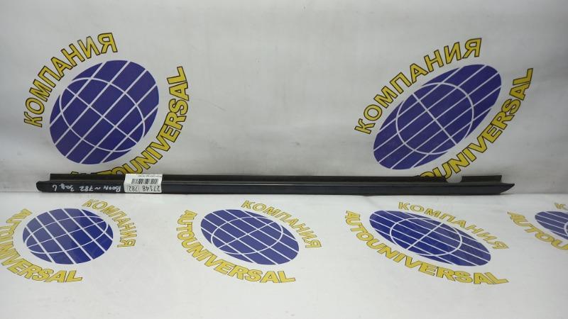 Молдинг двери задний левый Daihatsu Boon 2005 M301S K3VE контрактная