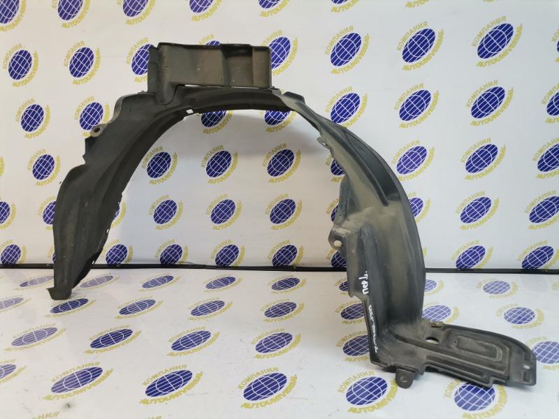 Подкрылок передний левый Nissan X-Trail 2000 NT30 QR20DE 63841 EQ000 контрактная