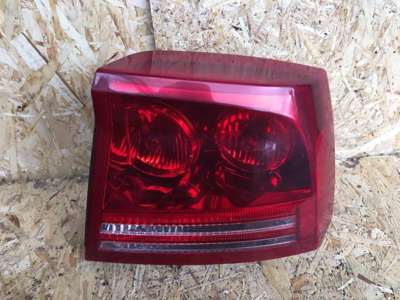 Фонарь задний правый Dodge Charger SRT-8 2008 6.1 5174406AA контрактная