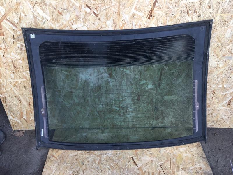 Стекло заднее Charger SRT-8 2008 6.1