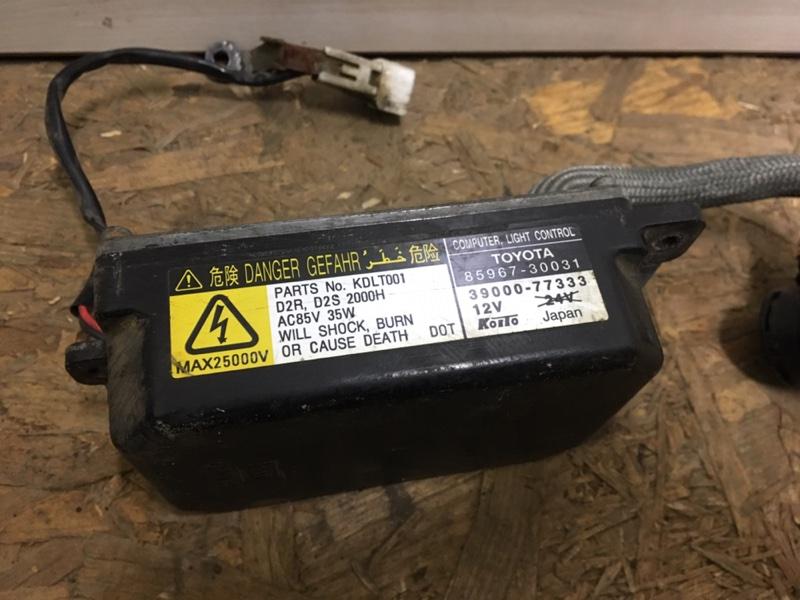 Блок розжига GS JZS160