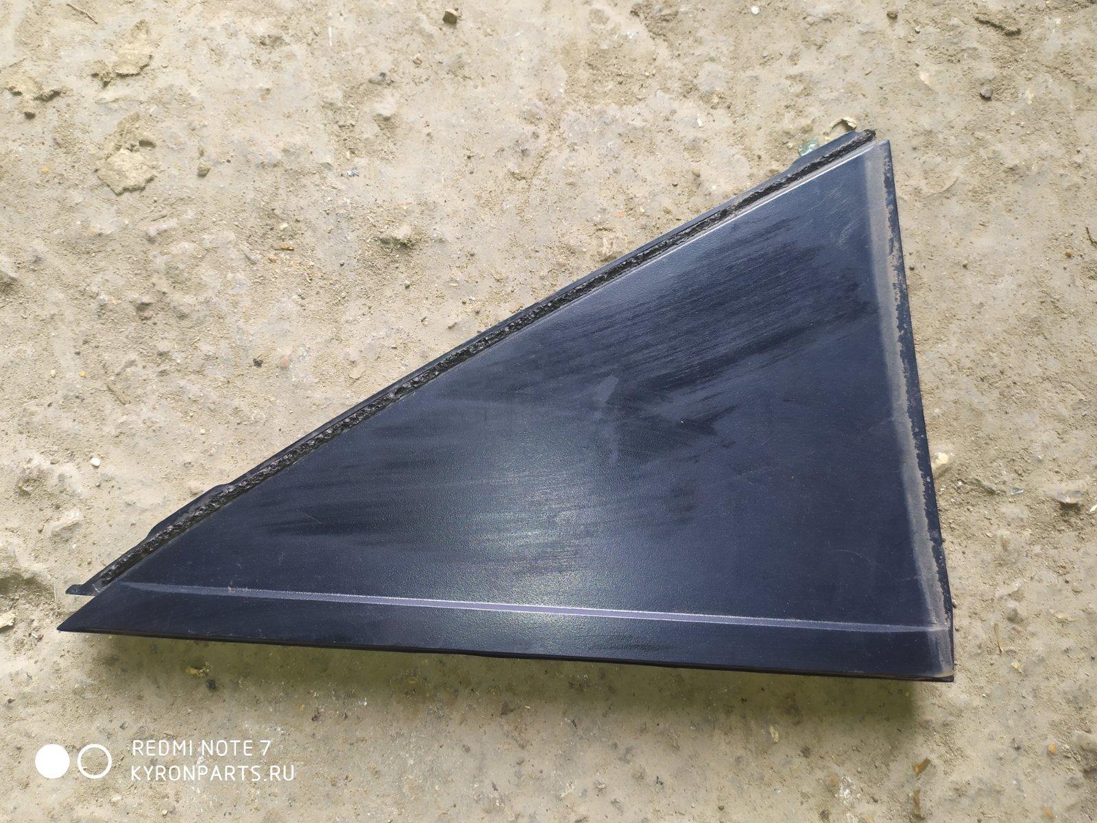Накладка двери задняя левая Ssangyong Actyon С200 7333034002 Б/У