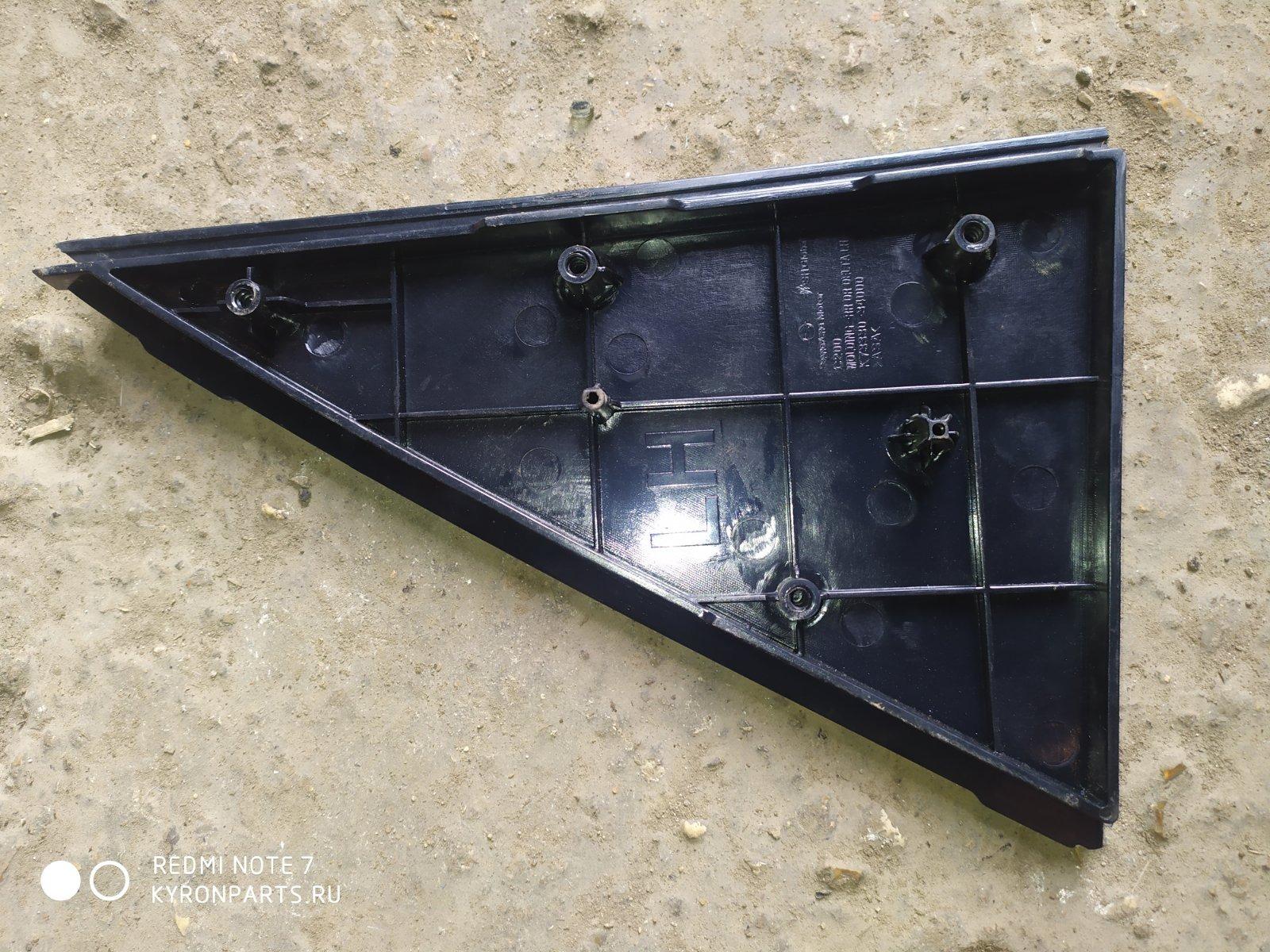 Накладка двери задняя левая Actyon С200