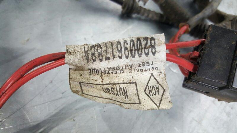 Датчик abs Renault Symbol LU01 K4M