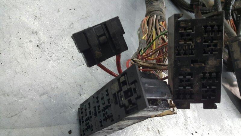 Проводка моторного отсека Symbol 2008-2012 LU01 K4M