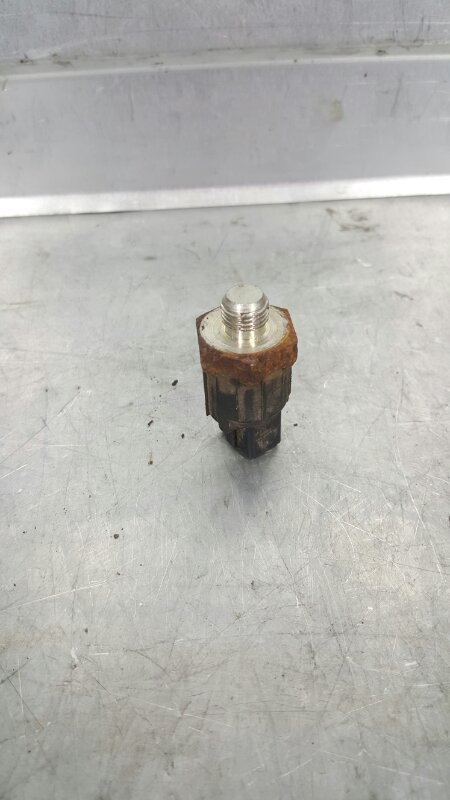 Датчик детонации двигателя Renault Symbol 2008-2012 LU01 K4M 8200680689 БУ