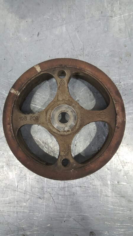 Шестерня распредвала Symbol 2008-2012 LU01 K4M