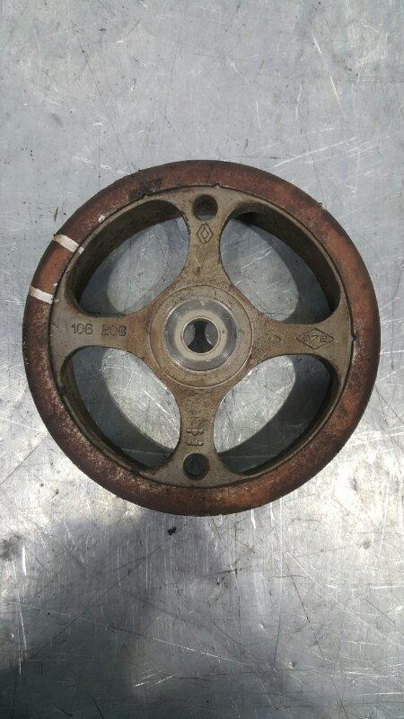 Шестерня распредвала Renault Symbol 2008-2012 LU01 K4M 8200020968 БУ