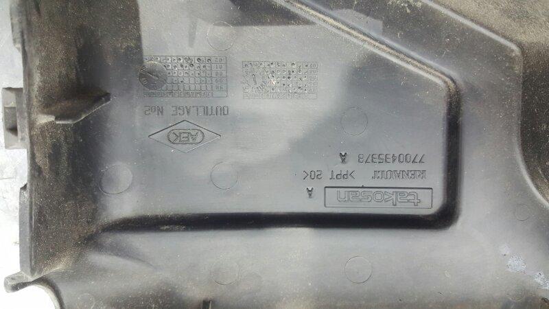 Крышка предохранителей Symbol 2008-2012 LU01 K4M