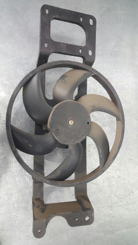 Вентилятор радиатора Renault Logan 2014- 2018 l8 214817807R БУ