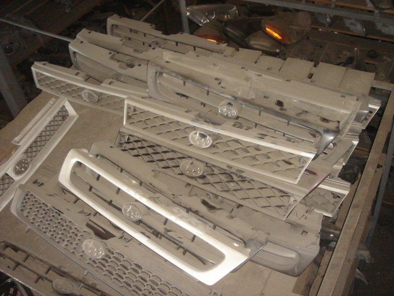 Решетка радиатора Legacy