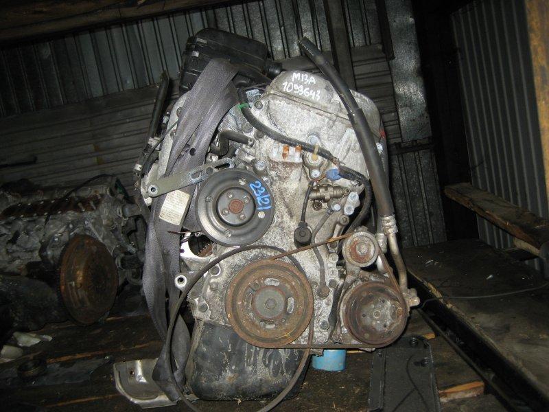 Двигатель SUZUKI M13A контрактная