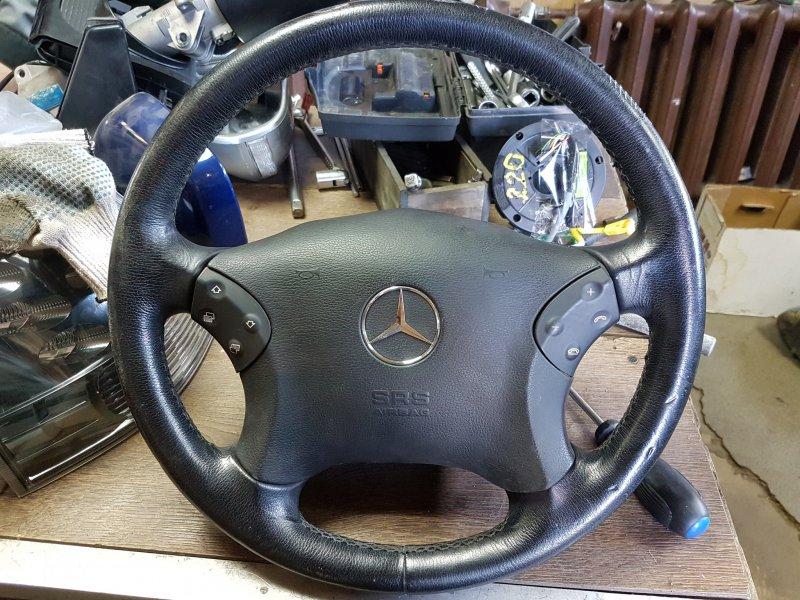 Руль Mercedes-Benz контрактная